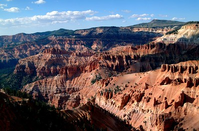 Cedar Breaks National Monument  Utah