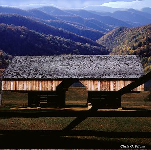 Blue Ridge Mountains ViA