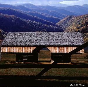 Blue Ridge Mountains ViA