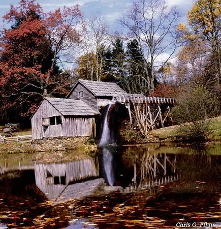Mabry Mill VA