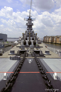 USS Wisconsin, Norfolk, VA