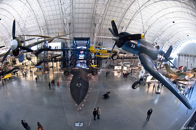 Air & Space Museum, Dulles Annex