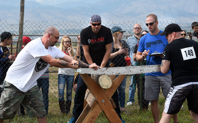 Ultimate Lumberjack Games