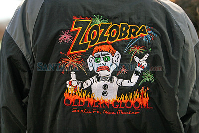 Zozobra - Old Man Gloom burns Thursday night September 10, 2009 in Santa Fe, New Mexico.  ©Photos by Jane Phillips/The New Mexican