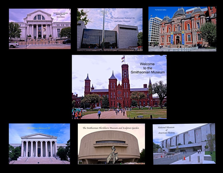 The Smithsonian Institute in Washington, DC