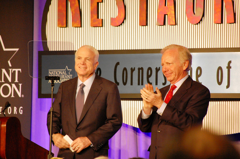 John McCain & Joe Lieberman