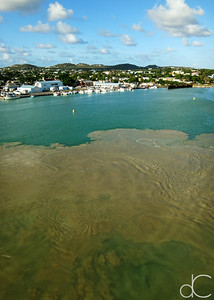 Leaving St. John's, Antigua and Barbuda, May 2018.