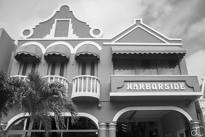 Kralendijk Architecture, Bonaire, June 2019.