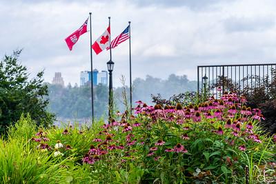 Niagara Falls, Ontario, Canada, August 2018.
