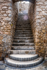 Rif Fort Steps, Willemstad, Curacao, June 2019.