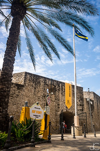 Rif Fort, Willemstad, Curacao, June 2019.