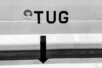TUG, Royal Caribbean Freedom of the Seas, May 2018.