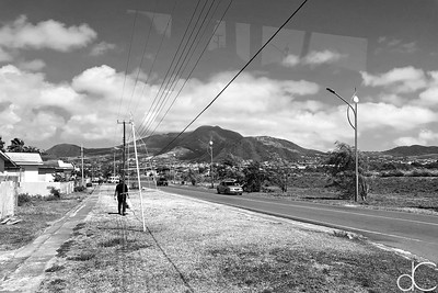 Basseterre, St. Kitts, May 2018.