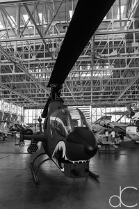Bell AH-1 Cobra, Pearl Harbor, Hawai'i, June 2014.