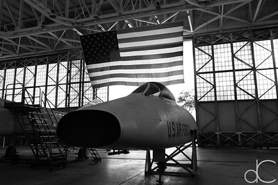North American F-100F Super Sabre, Pearl Harbor, Hawai'i, June 2014.