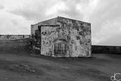 Castillo San Felipe del Morro, Old San Juan, Puerto Rico, May 2018.