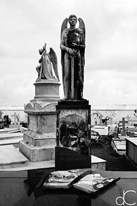 Cementerio Santa Maria Magdalena de Pazzis, May 2018.