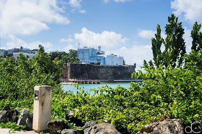 La Fortaleza, Old San Juan, Puerto Rico, June 2019.