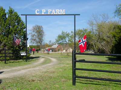 Cleng Peerson farm now on The National Historic Place List
