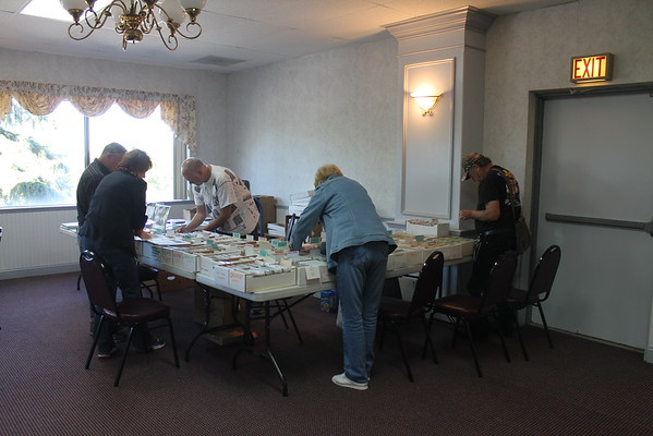 The  Upstate New York Post Card Club's 43rd annual Post Card Show