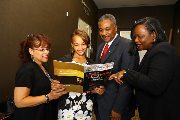 Urban Issues Forum, INC of Greater Los Angeles - Inaugural Newsmakers Awards Luncheon 9-23-2010