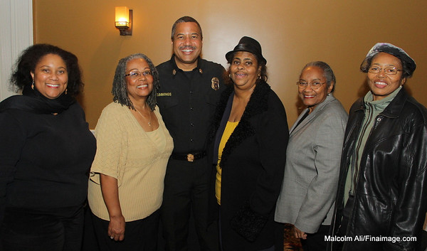 Urban Issues Breakfast Forum of Greater Los Angeles Presents - Los Angeles Fire Chief Brian Cummings 4-13-2012