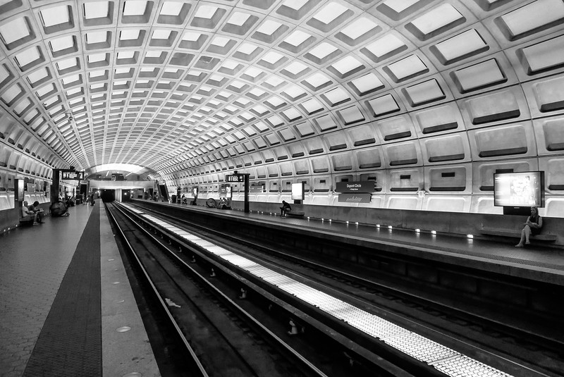 Washington DC Metro ~ Dupont Circle