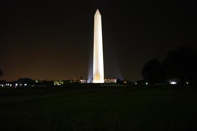 Washington DC - At Night