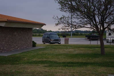 Lewis and Clark Rest Area - The Van
