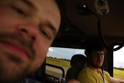 Oklahoma - On The Road to Washington DC