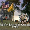 Restoration; Grounds; with Troops in 1986