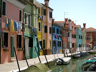 The Venetian Lagoon Islands