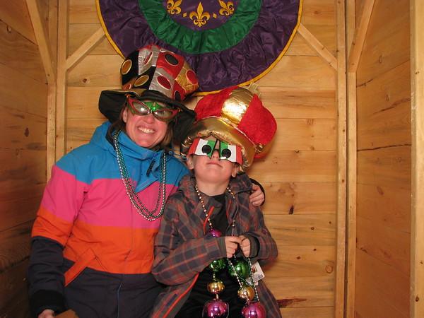 The Village Mardi Gras Celebration at Winter Park Resort
