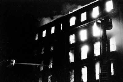 Fire at Infinity Nightclub The temperature was about 0 degrees February 1979