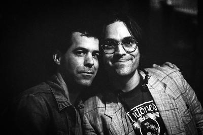 Cliff Eberhardt and Eric Andersen