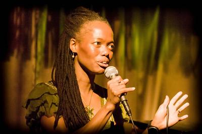 Simone Parker  October 2006