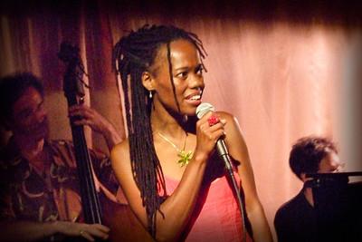Simone Parker  June 2006