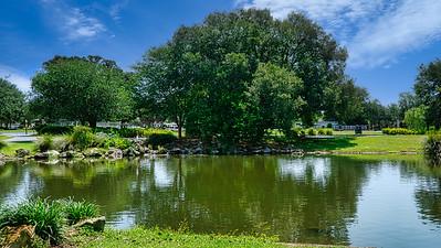 Glenview CC entrance Park
