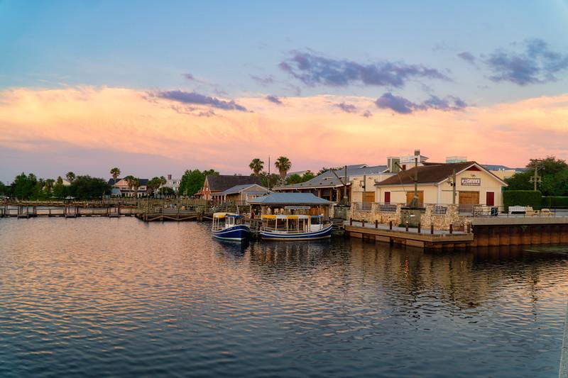 Lake Sumter Landing