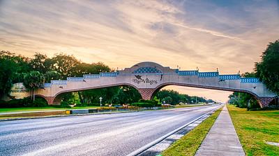 Golf Car Bridge
