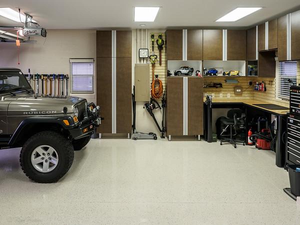 2016 Garage Make Over
