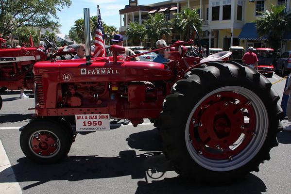 Antique Tractor Show - Sumter Landing April 4, 2009