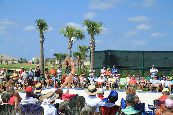 Beach Volleyball in The Villages