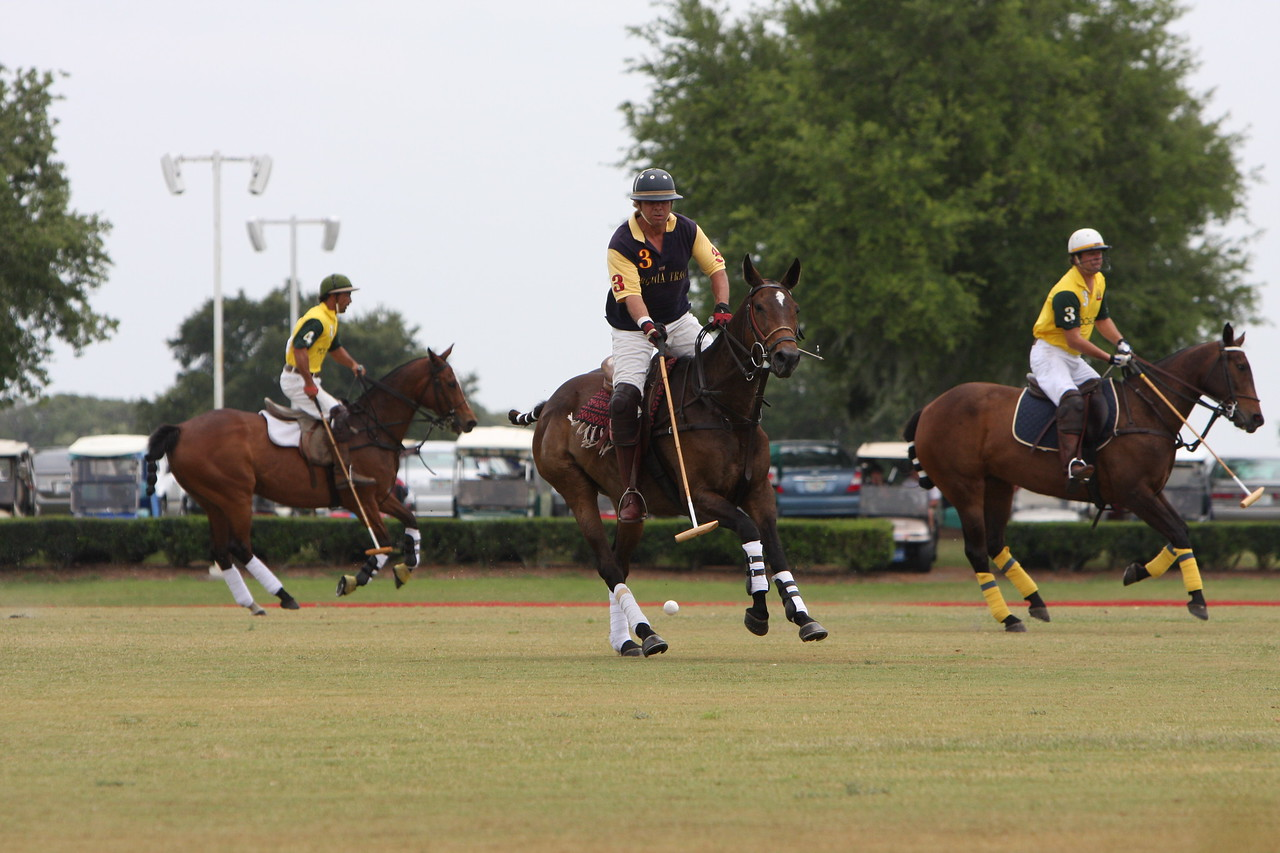 Polo match in The Villlages.