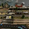Villages railroad club display