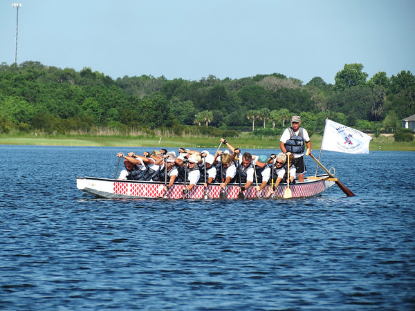The Villages Dragon Boats