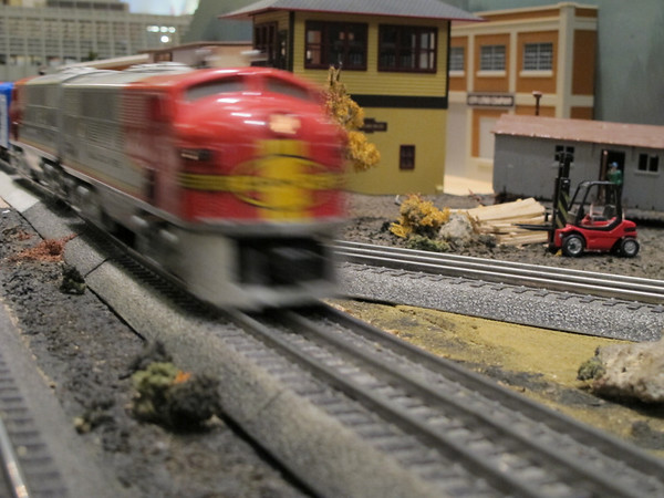 The Villages Railroad Historical Society's 2012 Train Expo