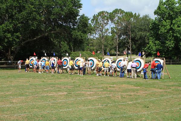 Village's Competition Archery June 5, 2010