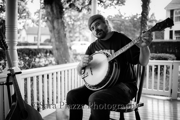 Johnny Hoy and the Bluefish, Music in the Square, Edgartown streets, summer streets, dancing