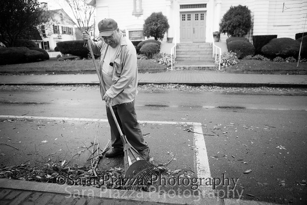 Hurricane Sandy, aftermath, Edgartown, Massachusetts